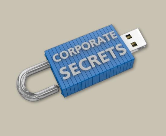 Corporate ID Theft