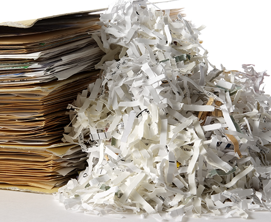 Document Destruction & Paper Shredding Florida