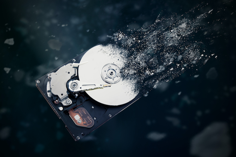 The Importance of Secure Hard Drive Destruction